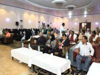 """الجعدي وسوقي يحضران المؤتمر الصحفي لإشهار التقارير الحقوقية لمنظمة """"حق"""""""