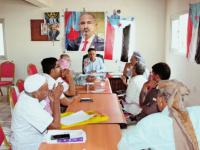 تنفيذية انتقالي غيل باوزير تعقد اجتماعها الدوري لشهر نوفمبر