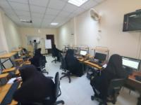 مركز التدريب في شركة النفط بعدن يدشن دورة word 2016