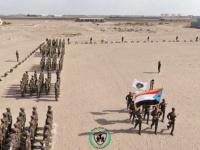 تخرج دفعة جديدة من وحدات الحزام الأمني بمحافظة لحج