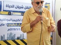 نقابة النقل الثقيل تنعي وفاة النقابي المخضرم احمد الزغير