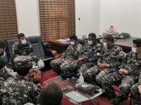بن عفيف يشدد على تنفيذ الخطة الأمنية بشهر رمضان