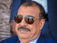 اللواء بن بريك يُعزي في وفاة المناضل الوطني أمين صالح محمد
