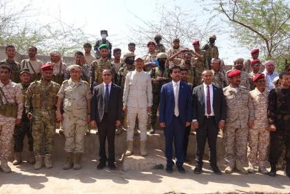 بتكليف من الرئيس الزُبيدي.. الخبجي يتفقد جاهزية القوات المسلحة الجنوبية في ردفان
