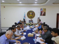 The General Secretariat reviews report of political scene and performance of Studies and Research department