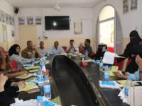 مركز اليمن لدراسات حقوق الإنسان يناقش في المنتدى 9 بمديرية صيرة