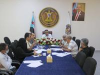 اللجنة الفنية للدراسات والبحوث في المجلس الانتقالي تعقد اجتماعها الدوري لشهر سبتمبر